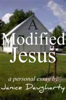 Cover for 'A Modified Jesus'