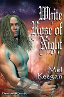 Cover for 'White Rose of Night'