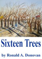Cover for 'Sixteen Trees'