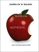 Cover for 'Book of the Authentic'