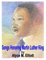 Cover for 'Songs Honoring Martin Luther King'