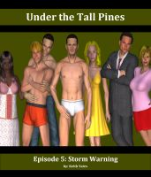 Cover for 'Under the Tall Pines - Episode 5: Storm Warning'