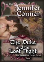 Cover for 'The Duke and the Lost Night'