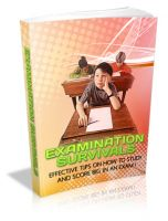Cover for 'examinationSurvivals'