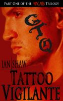 Cover for 'Tattoo Vigilante'