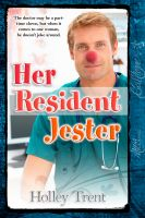 Cover for 'Her Resident Jester'