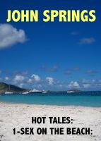 Cover for 'Hot Tales: 1-Sex on the Beach'