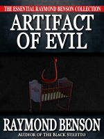 Cover for 'Artifact of Evil'