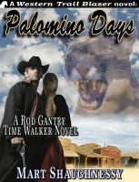 Cover for 'Palomino Days'
