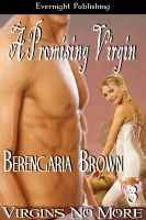Cover for 'A Promising Virgin'