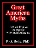 Cover for 'Great American Myths'