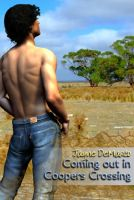 Cover for 'Coming Out in Coopers Crossing'