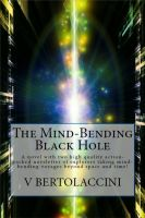 Cover for 'The Mind-Bending Black Hole'