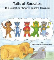 Cover for 'Tails of Socrates: The Search for Shorty Beard's Treasure'