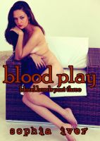 Cover for 'Blood Play (Vampire Breeding Erotica)'