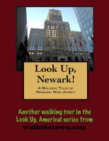 Cover for 'A Walking Tour of Newark, New Jersey'