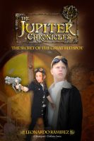 Cover for 'The Jupiter Chronicles: The Secret of the Great Red Spot'