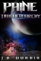 Cover for 'Paine - Time of Anarchy'