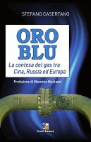 Cover for 'Oro blu'