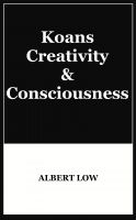 Cover for 'Koans, Creativity and Consciousness'