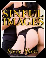 Cover for 'Sinful Images'