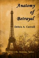 Cover for 'Anatomy of Betrayal'