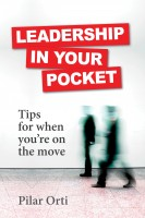 Cover for 'Leadership in Your Pocket. Leadership tips for when you're on the move.'