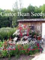 Cover for 'Castor Bean Seeds'