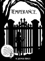 Cover for 'Temperance'