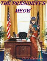 Cover for 'The President's Meow'