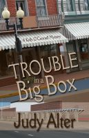 Cover for 'Trouble in a Big Box'