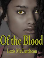 Cover for 'Of the Blood'