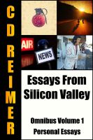 Cover for 'Essays From Silicon Valley Omnibus Volume 1'
