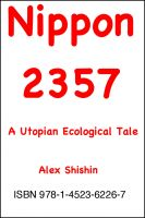 Cover for 'Nippon 2357: A Utopian Ecological Tale'