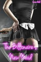 Cover for 'The Billionaire's New Maid (Billionaire Breeding)'
