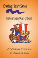 Cover for 'The Adventures of Aust Forkbeard. Viking!'