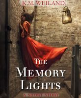 Cover for 'The Memory Lights'