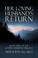 Cover for 'Her Loving Husband's Return'