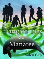 Cover for 'Tangled Ties to a Manatee'