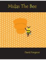 Cover for 'Midas The Bee'