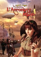 Cover for 'L'Aeronave per Marte'