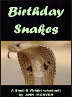 Cover for 'Birthday Snakes'