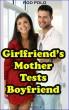 Girlfriend's Mother Tests Boyfriend (Erotica) by Rod Polo