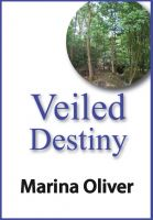 Cover for 'Veiled Destiny'