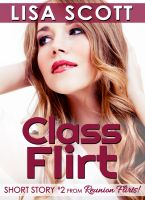 Cover for 'Class Flirt (Short Story #2 from Reunion Flirts!)'