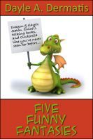 Cover for 'Five Funny Fantasies'