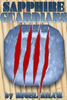 Cover for 'Sapphire Guardians'
