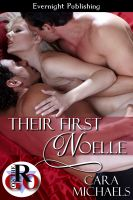 Cover for 'Their First Noelle'