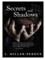 Cover for 'Secrets and Shadows'