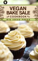 Cover for 'Vegan Bake Sale Cookbook'
